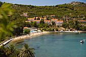 View Of Kolocep Island, Elaphite Islands, South Eastern Tip Of Croatia, Dalmation Coast, Adriatic Sea, Croatia, Eastern Europe