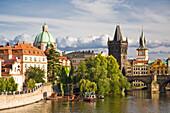 Historical Center Of Prague, Czech Republic, Eastern Europe