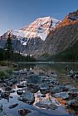 Mount Edith Cavell, Jasper National Park, Alberta, Canada