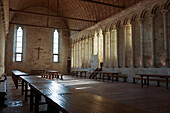 'Dining Hall At Mont Saint-Michel; Normandy, France'