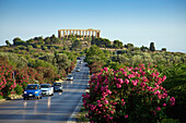 'Outside The Valley Of The Temples; Agrigento, Sicily, Italy'