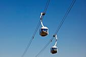 'Portland Aerial Tram; Portland, Oregon, Usa'