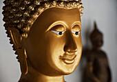 'Statue In Doi Kham Buddhist Temple; Chiang Mai, Thailand'