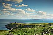 'Baily Lighthouse On Howth Head; Dublin, Ireland'