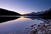 'Sunrise On The Upper Lake Of Kananaskis; Alberta, Canada'