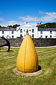 'Maritime Museum And Planetarium; Greencastle, County Donegal, Ireland'