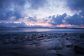 'Sunset Over Ballinskelligs Bay; Waterville, County Kerry, Ireland'