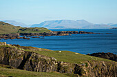 'Island Seascape; Achill Island, County Mayo, Ireland'
