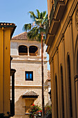 'Buenavista Palace Which Houses The Picasso Museum; Malaga, Spain'