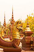 Mornthean Temple, Chiang Mai, Thailand, Southeast Asia