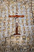 '16Th Century Capela Dos Ossos Bone Chapel; Alcantarilha, Silves, Portugal'