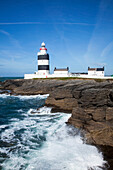 'Hook Lighthouse Near Wexford; County Wexford, Ireland'
