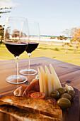 'Spanish Tapas And Wine; Kirra Gold Coast, Queensland, Australia'