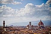 'Cityscape; Florence, Italy'