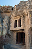 'Pancarlik church;Nevsehir turkey'