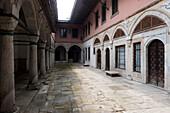 'The harem in topkapi palace;Istanbul turkey'