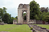 'Ruins of a building;York england'