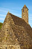 'Saint kevin's church;Glendalough, county wicklow, ireland'