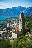'Bay of kotor;Kotor montenegro'