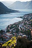 'Bay of kotor;Montenegro'