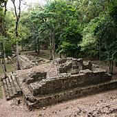 'Maya Civilization; Copan, Honduras'