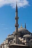 'Islamic Mosque; Istanbul, Turkey'