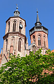St. John's Church, Market, Goettingen, Lower Saxony, Germany