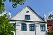 Goethe Avenue, Goettingen, Lower Saxony, Germany