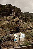 Church in a mountain village, Praia, Santiago, Cape Verde