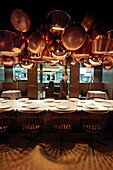 Gourmet Restaurant Cinco 5 by Michelin-starred chef Paco Perez at Das Stue Hotel, Drakestrasse 1, Tiergarten, Berlin, Germany