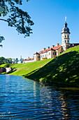 Nesvizh Castle, UNESCO World Heritage Site, Belarus, Europe