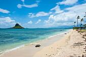 Kualoa Beach, Oahu, Hawaii, United States of America, Pacific