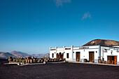 Bodega La Geria, Weinanbaugebiet, La Geria, Lanzarote, Kanarische Inseln, Spanien