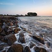 Buelk, Kiel Fjord, Baltic sea, Strande, Kiel, Schleswig-Holstein, Germany