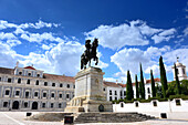Paco Ducal in Vila Vicosa near Estremoz, Alentejo, Portugal
