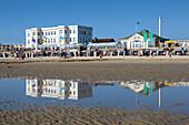 Weststrand, Norderney, Ostfriesland, Lower Saxony, Germany