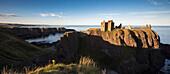 Dunnottar Castle, Stonehaven, Aberdeenshire, Schottland, Vereinigtes Königreich
