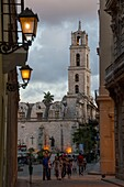 The Convent of San Francisco in Old Havana was finished in 1575 and for a long time its bell tower was the tallest structure in the city.