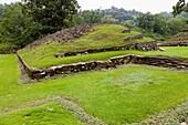 'Totonaca Ruins named:''El Huajilote'', near Filobobos River, Veracruz, Mexico.'