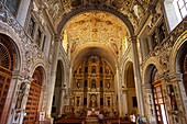 Santo Domingo Temple and Museum at Oaxaca City, Oaxaca, Mexico.