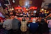 le bateau is the oldest bar in dordrecht, Holland.