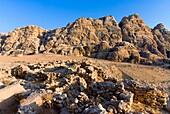 Al Beidha, Neolithic Village, Jordan, Middle East.