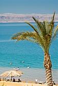 Dead Sea, Jordan. Middle East.