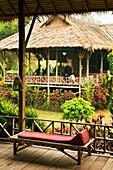 Thailand, Lisu Lodge In Rural Chiang Mai Province.
