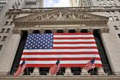 The New York Stock Exchange, New York City, New York