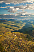 'Aerial views of the Yukon Charley Rivers National Preserve; Alaska, United States of America'