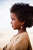 'Portrait of a young girl; Gheralta plateau, Tigray region, Ethiopia'