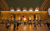 'Grand Central Station, Manhattan; New York City, New York, United States of America'