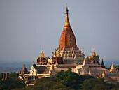 'Pagoda in Bagan, Upper Burma; Myanmar'