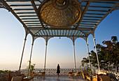 'Falaknuma Palace; Hyderabad, Andhra Pradesh, India'